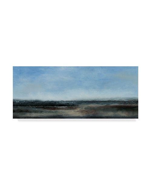 "Trademark Global Sharon Gordon Horizon View IV Canvas Art - 15"" x 20"""