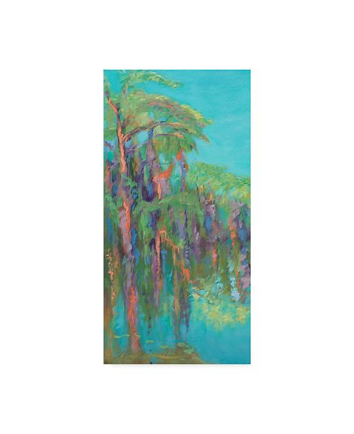 "Trademark Global Suzanne Wilkins Rios De Colores I Canvas Art - 20"" x 25"""