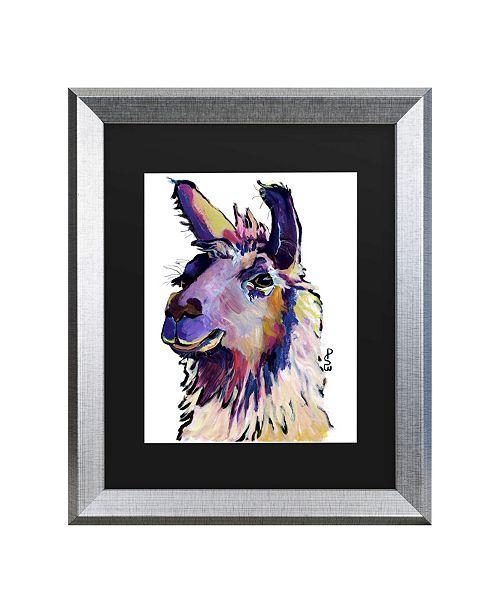 "Trademark Global Pat Saunders-White Fabio Matted Framed Art - 27"" x 33"""
