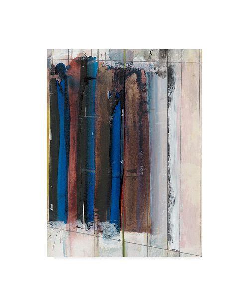 """Trademark Global Jodi Fuchs Art Notebook I Canvas Art - 15"""" x 20"""""""