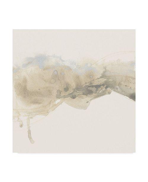 "Trademark Global June Erica Vess Vapor 1 Canvas Art - 27"" x 33"""