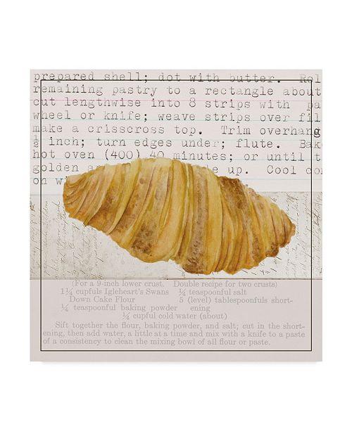 "Trademark Global Melissa Wang Sweet Tooth Pastries III Canvas Art - 27"" x 33"""