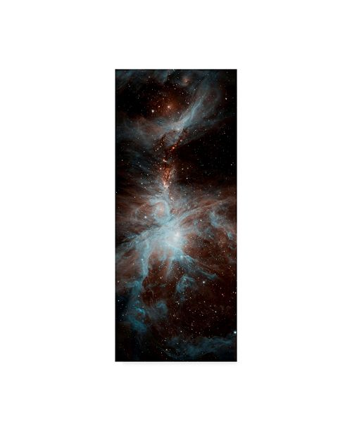 """Trademark Global Unknown Space Photography XIV Canvas Art - 15"""" x 20"""""""