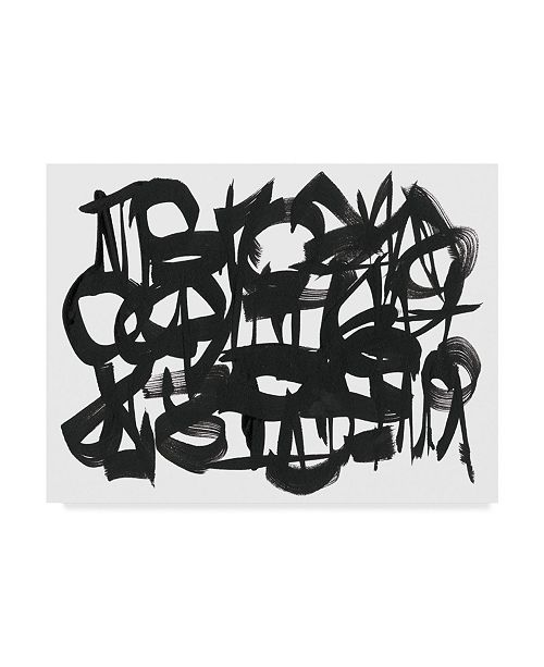 """Trademark Global Renee W. Stramel The Collective Unconsciousness I Canvas Art - 15"""" x 20"""""""