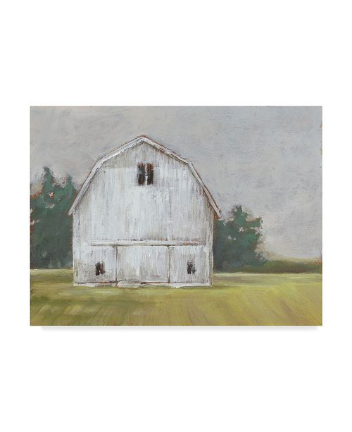 "Trademark Global Ethan Harper Rustic Barnyard I Canvas Art - 15"" x 20"""