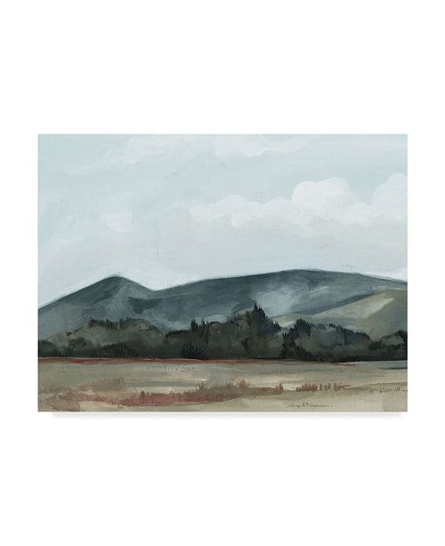 "Trademark Global Emma Scarvey Farmhouse View I Canvas Art - 20"" x 25"""