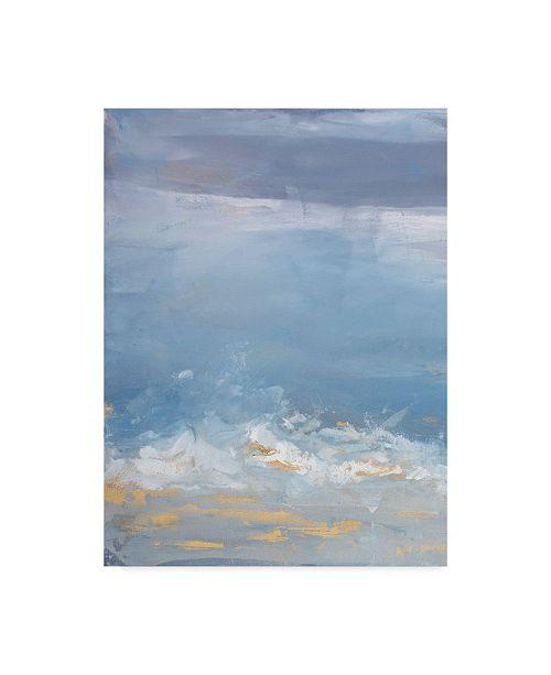 """Trademark Global Julia Contacessi Just Before Dusk I Canvas Art - 20"""" x 25"""""""