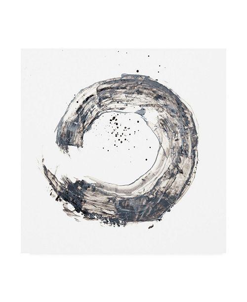 "Trademark Global Ethan Harper Cosmic Rings IV Canvas Art - 20"" x 25"""