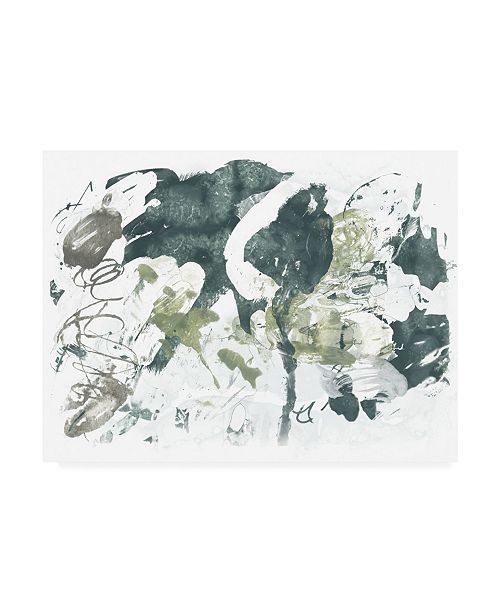 "Trademark Global June Erica Vess Cloud Farm I Canvas Art - 15"" x 20"""