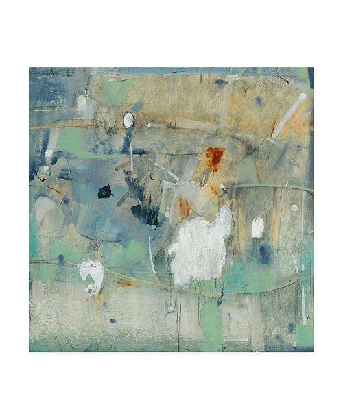 "Trademark Global Tim Otoole Clash I Canvas Art - 27"" x 33"""