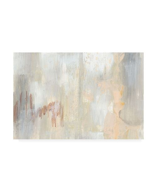 "Trademark Global Jennifer Goldberger Barely Blush I Canvas Art - 20"" x 25"""