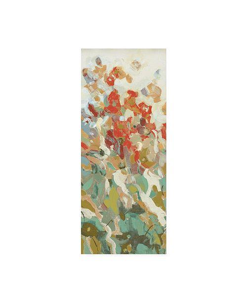 """Trademark Global Tim Otoole Renew Triptych I Canvas Art - 37"""" x 49"""""""