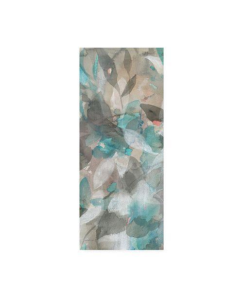 "Trademark Global Danhui Nai Abstract Nature II Canvas Art - 15.5"" x 21"""