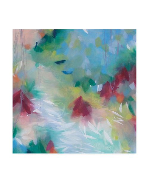 "Trademark Global Elisa Sheehan Love is Grand No. 1 Canvas Art - 36.5"" x 48"""