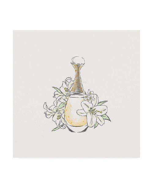 "Trademark Global Incado Perfume III Canvas Art - 36.5"" x 48"""