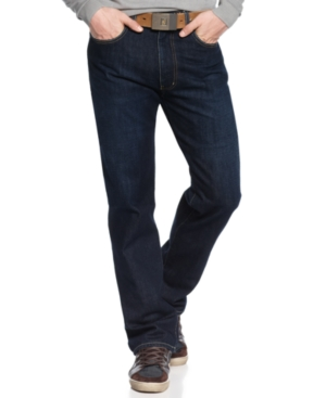 Armani Jeans Men's Core Comfort Fit Jeans, Blue Wash