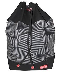 Budweiser Bowtie Drawstring Bucket Backpack