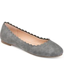 Journee Collection Women's Comfort Netta Flats