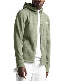 Men's Gordon Lyons Standard-Fit Sweater-Knit Fleece Hoodie