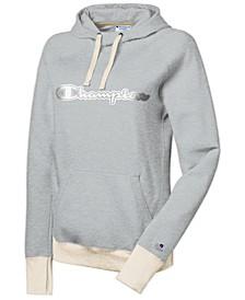Powerblend Cotton Logo Hoodie