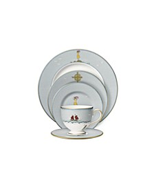 Sailors Farewell Dinnerware Collection