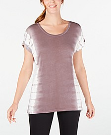 Wavy Tie-Dyed T-Shirt, Created for Macy's