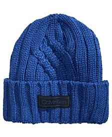 Men's Crossroad Cable-Knit Hat