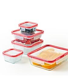 Pyrex Freshlock 10-Pc. Storage Set