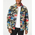 American Rag Men's Ledger Camo Jacket