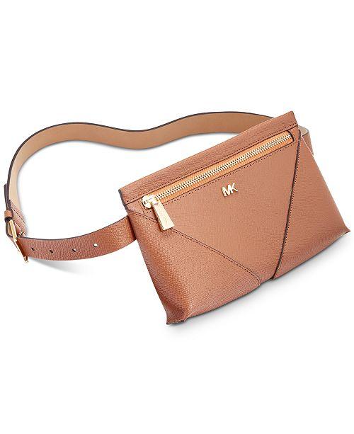 Saffiano Belt Bag