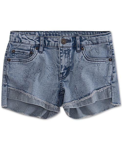 Levi's Little Girls Step Up Shorty Denim Shorts