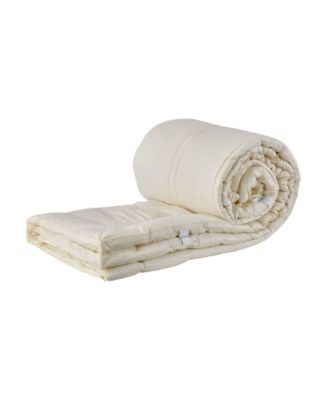 Mytopper, Washable Wool Mattress Topper, Cal King, 1.5