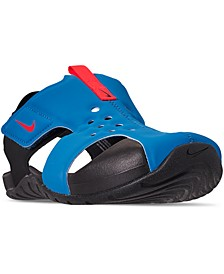 Little Boys Sunray Protect 2 Stay-Put Closure Sandals from Finish Line