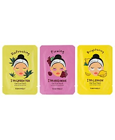 Buy 3 Get 1 Free: Tonymoly Eye Patches