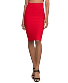 BCBGMAXAZRIA Bodycon Pencil Skirt