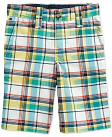 Tommy Hilfiger Adaptive Big Boys Shorts with Adjustable Waist