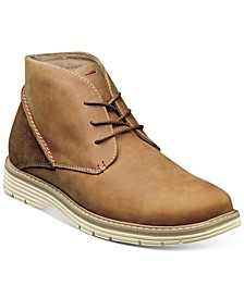 Men's Littleton Plain-Toe Chukka Boots