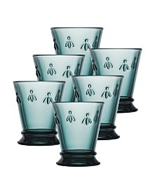 La Rochere Napoleon Bee 9 oz. Tumblers - Set of 6