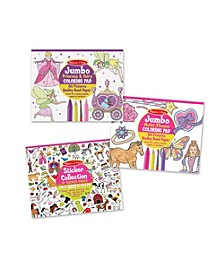 Girls Activity Bundle