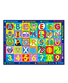 Jumbo ABC 123 Rug Playmat