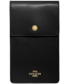 Snap Phone Leather Crossbody