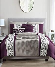 Darryl 7-Pc. Comforter Sets