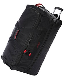 "25"" Wheeled Expandable Duffel"