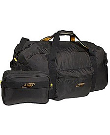 "30"" Duffel Bag with Pouch"