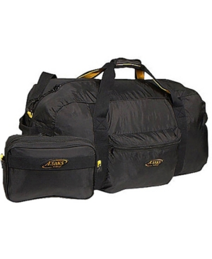 """Image of A. Saks 30"""" Duffel Bag with Pouch"""
