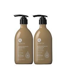 Luseta Beauty Jamaican Black Castor Oil Shampoo & Conditioner Set 33.8 Ounces
