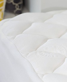 Extra Thick Bamboo Full Mattress Pad