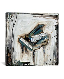 Imprint Piano by Kelsey Hochstatter Wrapped Canvas Print Collection