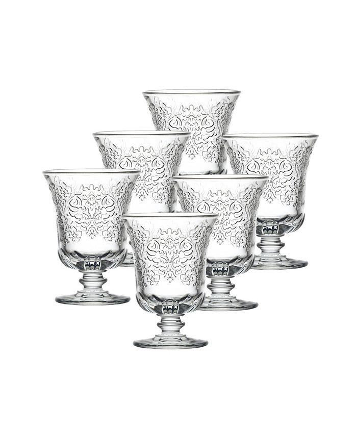 La Rochère - La Rochere Collection 6-Pc. Amboise Tumbler Glasses