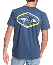 Quiksilver Men's Solid Find Mod Short Sleeve T-Shirt